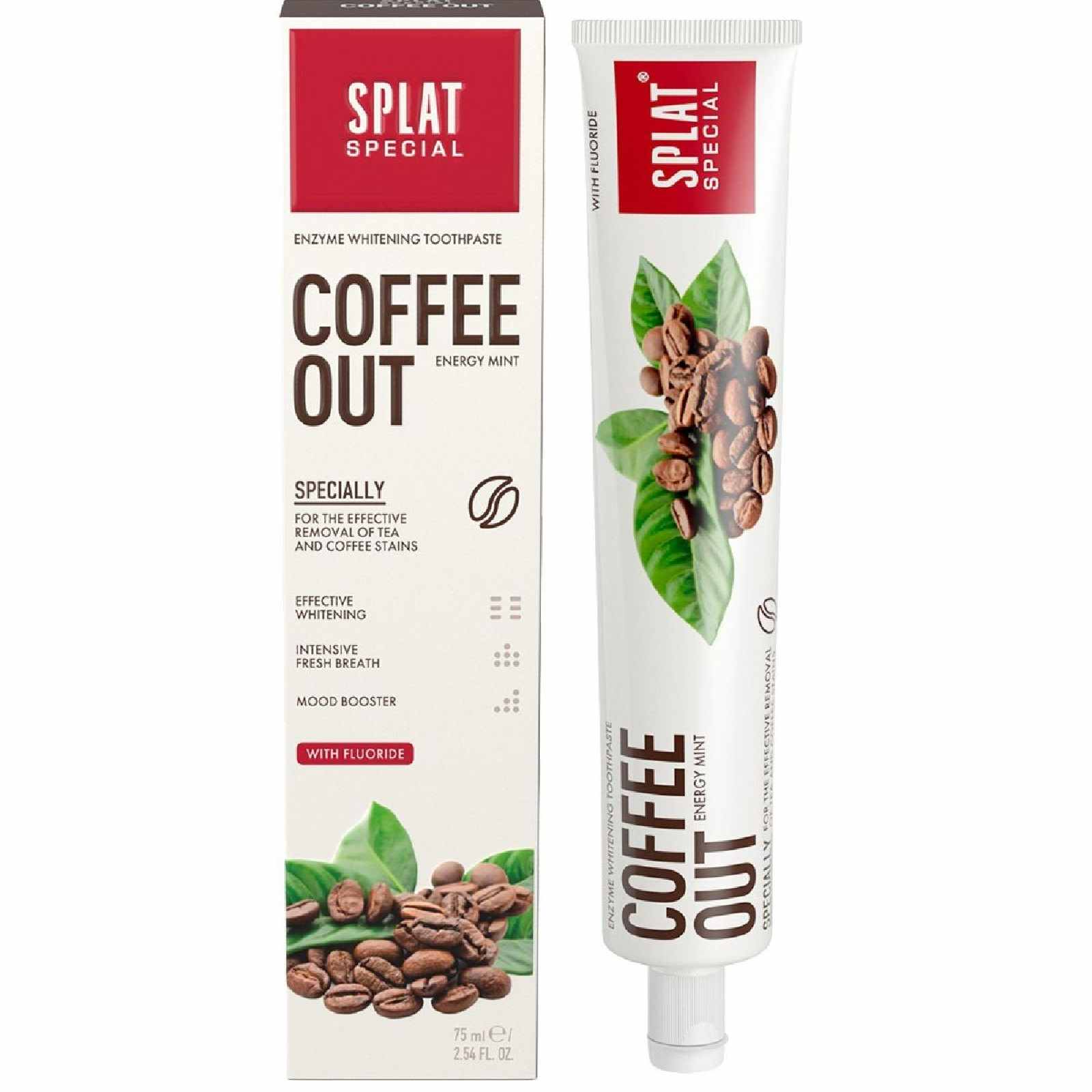 dentifricio antimacchia tè caffè sbiancamento