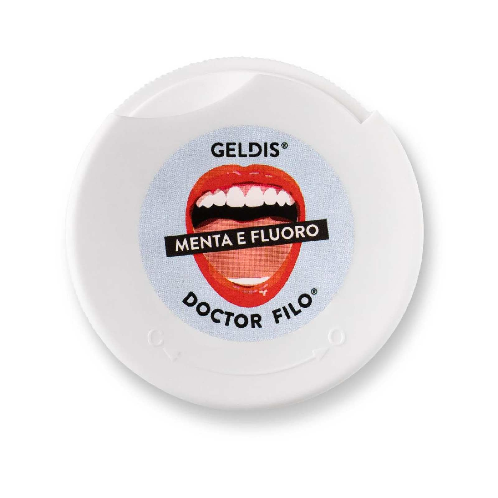 frescura oral menta hilo dental