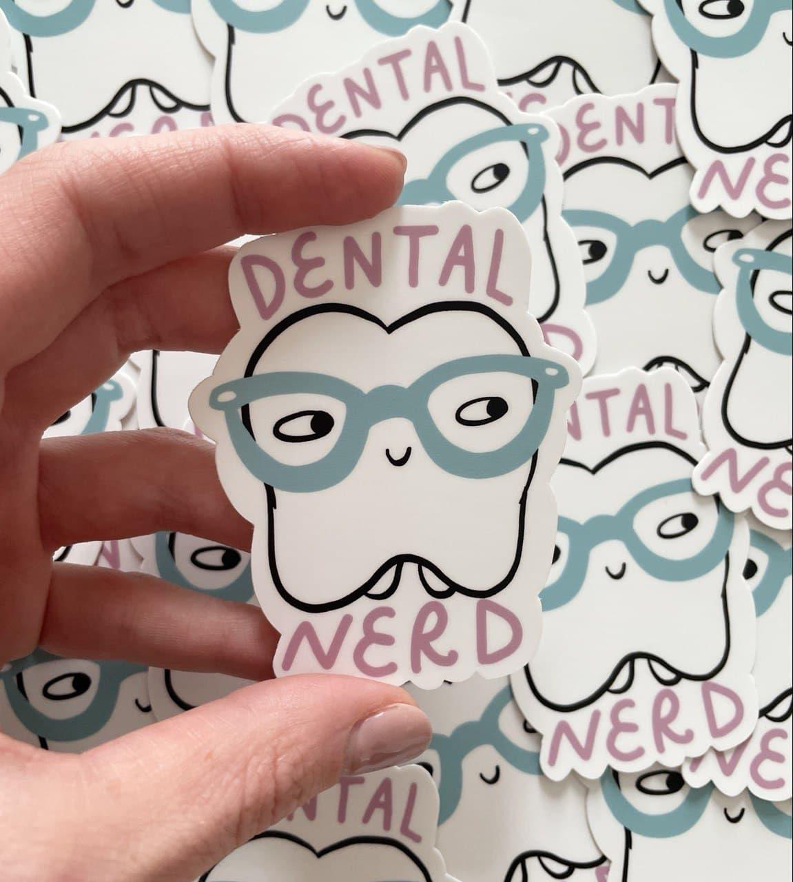 dental-nerd-sticker-gruppo